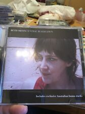 Beth Orton Central Reservation CD Australia Only Rare With 2 Bonus Tracks