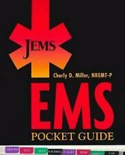 Jems EMS Pocket Guide by Miller, Charly D