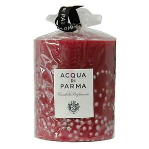 Acqua di Parma Fruit & Flower Christmas Luxury Candle 900g in Presentation Boxed