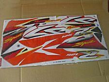 HONDA LS125 YEAR 2001 BODY STICKER SET FOR YELLOW MOTORCYCLE (bi)