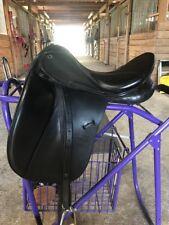 "Stubben Genesis DL Dressage Saddle With Biomex - 17"" 31cm"