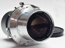 SCHNEIDER 240mm 5.5 Tele Arton + Synchro Compur - Linhof Technika -