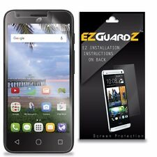3X EZguardz NEW Screen Protector Shield 3X For Alcatel Onetouch Pixi Avion LTE