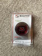 Sigma Mono RL Black - Solid Rear Light