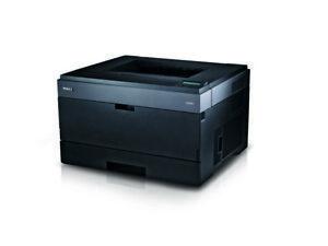 Refurb. Dell 2350dn Network Laser printer  duplexer USB and parallel port