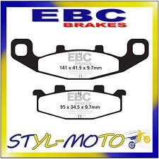 Fa085hh Kawasaki-original EBC balatas calzo brake pads del