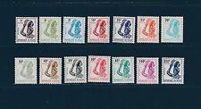 Niger  timbres de service   1962/71   num:   1/12  **