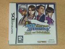 Videojuegos Capcom Nintendo DS