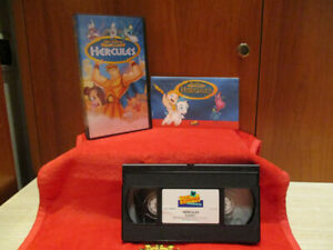 "VHS - HERCULES ""I Classici"" (WALT DISNEY) 1998"