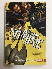 Doctor Strange Vol 1 Way Of The Weird Paperback Marvel TPB Avengers GOTG Sharp!