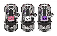 Patch Panda 2.1A Dual USB Car Charger Alloy 2 Port Universal Charging UK Stock !