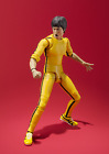 Bruce Lee Enter the Dragon yellow suit Action Figure S.H.Figuart Bandai Tamashii