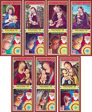 Equatorial Guinea 1972 Cranach Noël Nativity Madonna tableau série neuf ** MNH