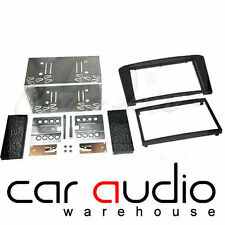 Autoleads DFPK-11-17 For Toyota Avensis T25 03> Stereo Double Din Fascia Plates