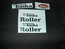 MIGHTY TONKA ROLLER DECAL SET