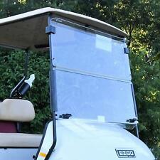 King B EZGO TXT Hinged Golf Car Tinted Windshield Cart EZ-Go 637317 NEW
