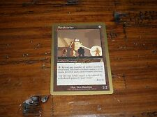 1x METALWORKER Gold Bordered MTG Magic the Gathering World Championships NM