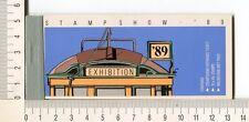 "41200) AUSTRALIA 1989 MNH** QEII 41c (x10) ""Stamp Show'89"" Booklet - Tram Ticket"