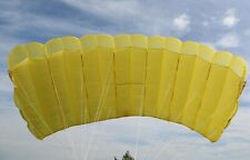 Raven II (218 sq ft) 7 cell F111 skydiving parachute - practice / Bridge Day