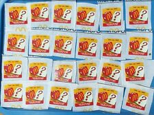MACCAS MONOPOLY 24 x Unopened and Unused Tickets