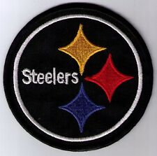 PITTSBURGH STEELERS IRON ON OR SEW ON PATCH US SELLER FREE SHIPPING