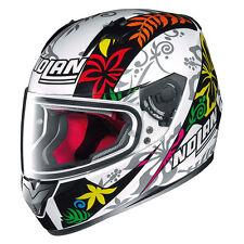 Nolan N64 D.Petrucci Replica Full Face Motorcycle Helmet - N-64 Helmet