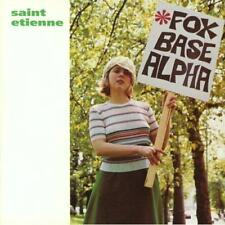 Saint Etienne - Foxbase Alpha - Deluxe Edition (NEW 2CD)