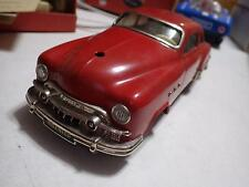 Schuco (Germany) Red Ingenico Patent Buick Tinplate/Wind-Up 220-mm