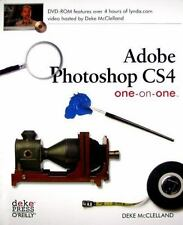 Adobe Photoshop CS4 One-on-One, McClelland, Deke, 0596521898, Book, Good