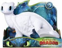 "How to Train Your Dragon: Hidden World - Deluxe Lightfury 14"" Plush AM.EXCLUSIVE"