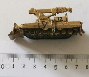 Dragon Models 1:144 Leopard Tank with Plow and Crane