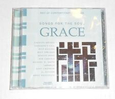 Songs for the Soul: Grace, Best of Contemporary Christian CD Brand New Sealed