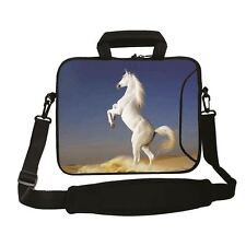 """17""""-17.3""""LAPTOP SLEEVE WITH HANDLE STRAP CARRY CASE BAG FOR ALL LAPTOPS *Horse*"""