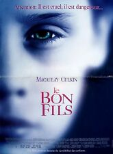 Affiche 120x160cm LE BON FILS /… GOOD SON 1994 Macaulay Culkin, Elijah Wood TBE