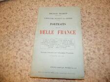 1918.Portraits de la belle France.Guerre 14-18.Talmeyr Maurice