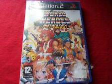 WORLD HEROES ANTHOLOGY sur PLAYSTATION 2 / PS2  NEUF ! SOUS BLISTER