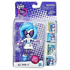 My Little Pony Equestria Girls Minis School Dance Party DJ Pon-3
