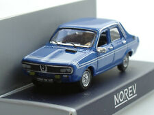 Norev Renault 12 Gordini, 1971, Blue-de-France Blue - 511255 - 1:87