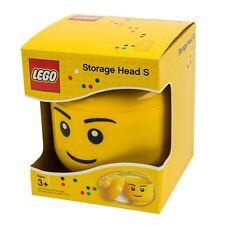 Lego - Storage Head Small Size Brick Container Bin Box #Boy