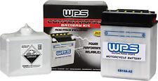 WPS CB14A-A2 Battery #CB14A-A2 Polaris/Kawasaki/Yamaha/Suzuki/Honda/Bombardier