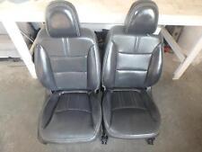 14-15 KIA SORENTO FRONT SEAT BLACK LEATHER HEAT COOL MEMORY POWER OEM