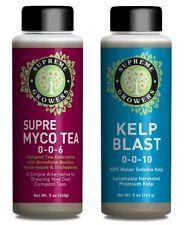 Supre Myco Tea / Kelp Blast 5oz Bundle by Supreme Growers SAVE $10!