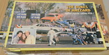 DODGE CHARGER BOYS DUKES OF HAZZARD SCAT PACK PUZZLE TV MOPAR 1969 GENERAL LEE