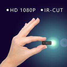 Mini hidden spy camera 1080P full hd infrared ir-cut camera night vision micVCG