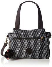 Zip Cotton Patternless Handbags