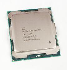 Intel Xeon QHZF (E5-2660V4 2680V4 ES) 2.0GHz 14C LGA2011-3 support X99 CPU