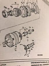 32502-22810-71 Transmission Shaft Toyota Forklift 42-6FGCU25 Reference 3203-24
