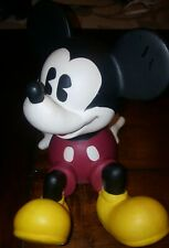 Vintage Walt Disney Applause Mickey Mouse Toy Piggy Bank