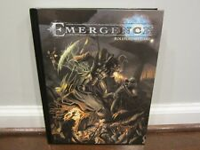 EMERGENCE Core Rulebook   (Roleplaying Game)  (Book Only)  HARDCOVER