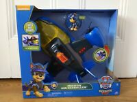 Paw Patrol Mission Paw Air Patroller Brand New Chase Plane Spin Master Free P&P